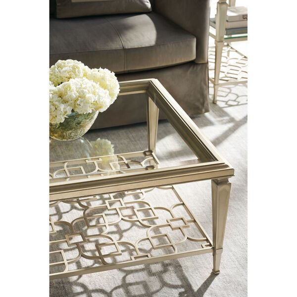 Classic Gold Socialite Coffee Table, image 3
