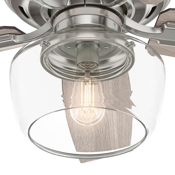Bennett Brushed Nickel 44-Inch LED Ceiling Fan, image 6