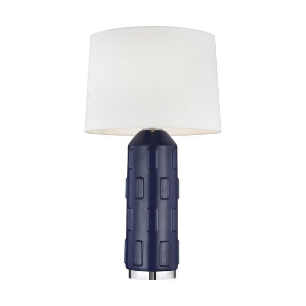 Morada Indigo 16-Inch LED Table Lamp Title 24, image 2