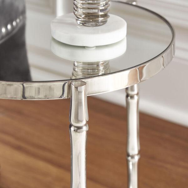 Milo Silver Nesting Table , image 6