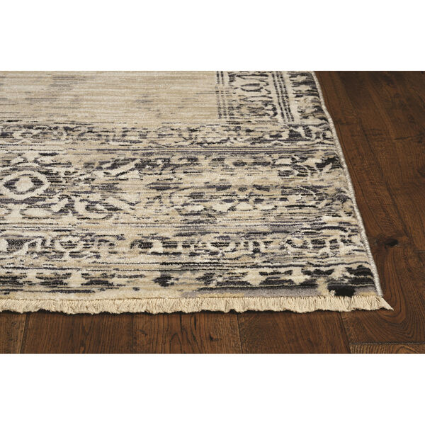 Westerly Ria Sand and Charcoal Rectangular: 8 Ft. x 10 Ft. Area Rug, image 2