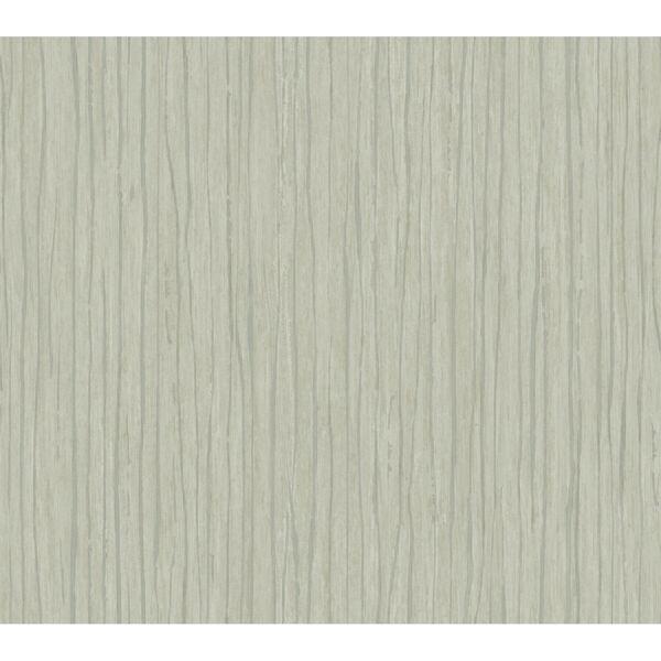 Antonina Vella Elegant Earth Sage Temperate Veil Stripes Wallpaper, image 2