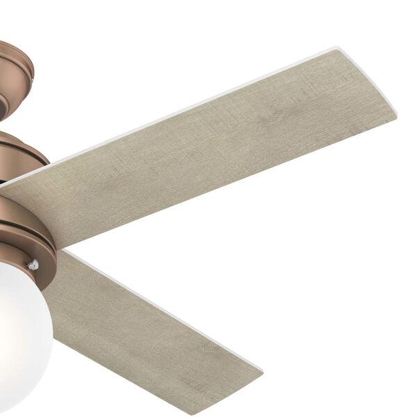 Hepburn Satin Copper 44-Inch LED Ceiling Fan, image 5