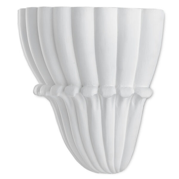 Winfield Gesso White One-Light Wall Sconce, image 2