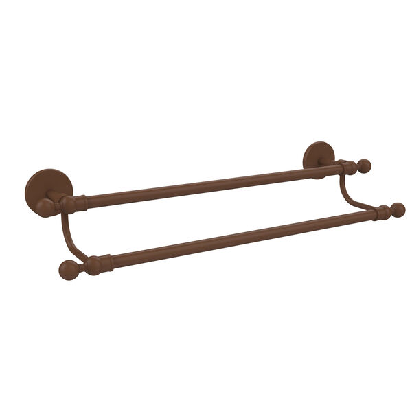 Skyline Collection 36-Inch Double Towel Bar, image 1