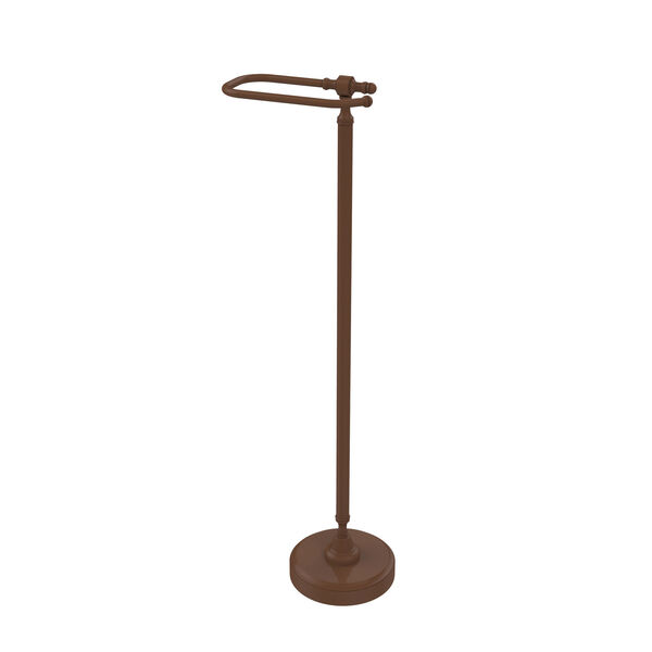 Retro Dot Collection Free Standing Toilet Tissue Holder, image 1