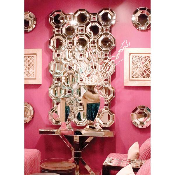 Crawford Transparent Leaner Rectangle Mirror, image 4