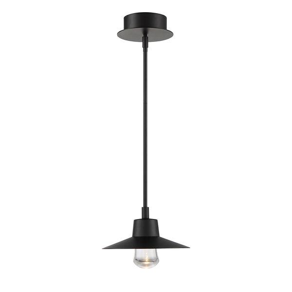 Suspense Black LED  Outdoor Pendant, image 2