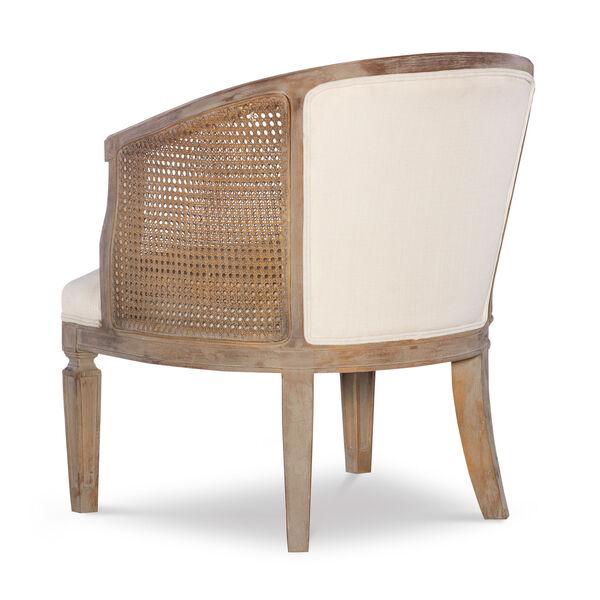 Navaeh Gray Wash Chair, image 5