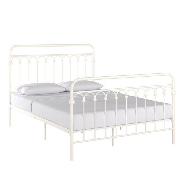 Isobel Metal Arches Platform Bed, image 1