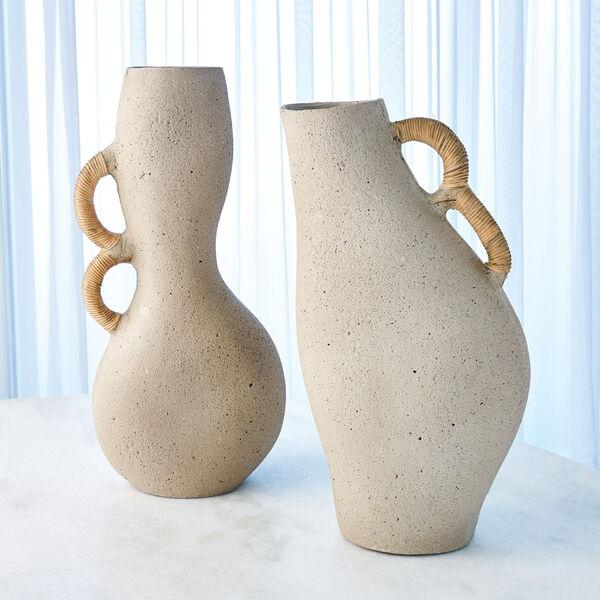 Sandstone Leaning Vase, image 6