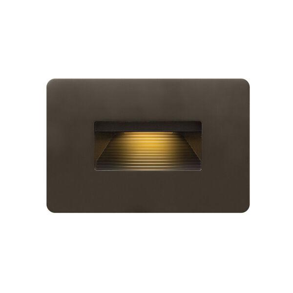 Luna Bronze 5-Inch 3000K LED Deck Light, image 1