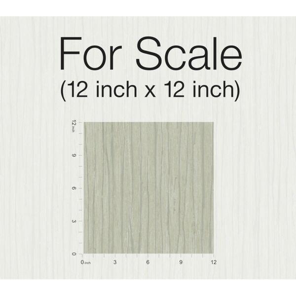 Antonina Vella Elegant Earth Sage Temperate Veil Stripes Wallpaper, image 3