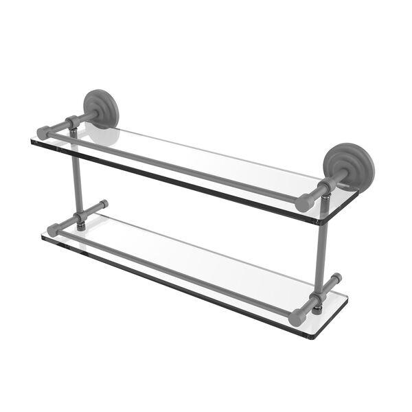 Que New Glass Shelves, image 1