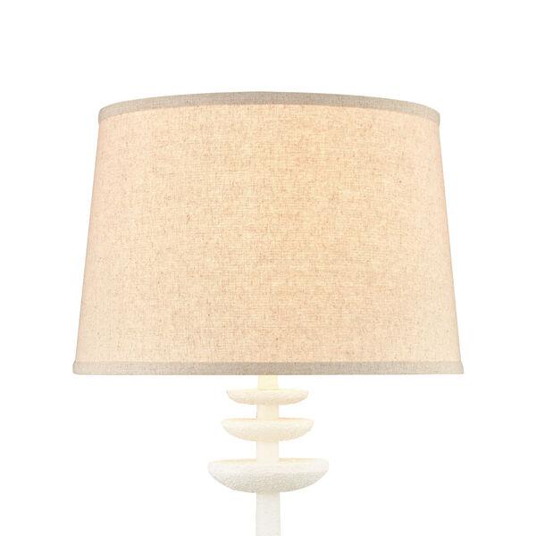 Seapen Pure White One-Light Table Lamp, image 3