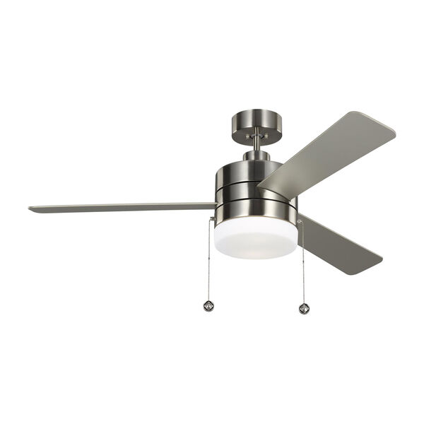 Syrus 52-Inch Two-Light Ceiling Fan, image 1