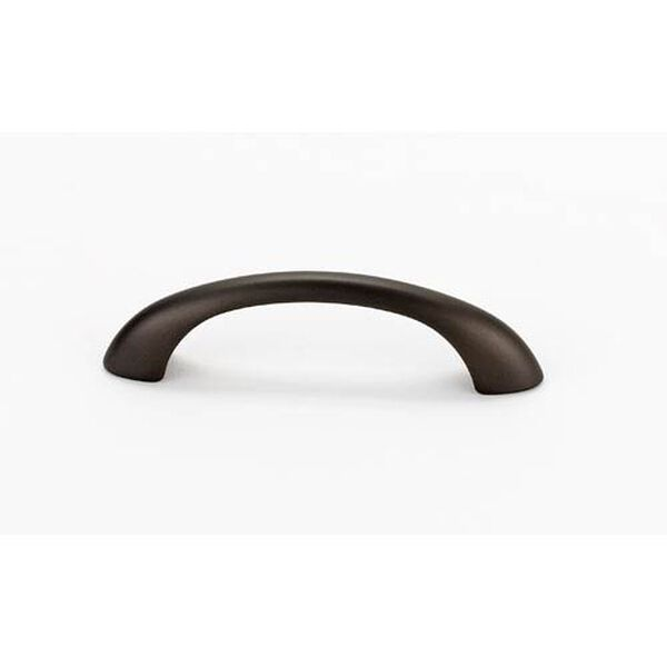 Chocolate Bronze Brass 6-Inch Pull, image 1