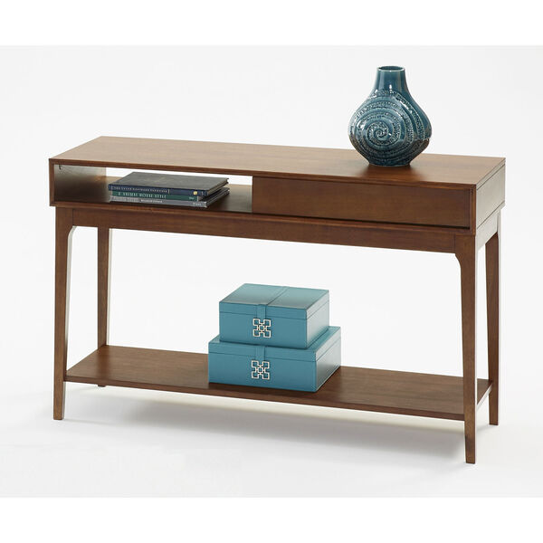 Mid-Mod Sofa Table, image 1