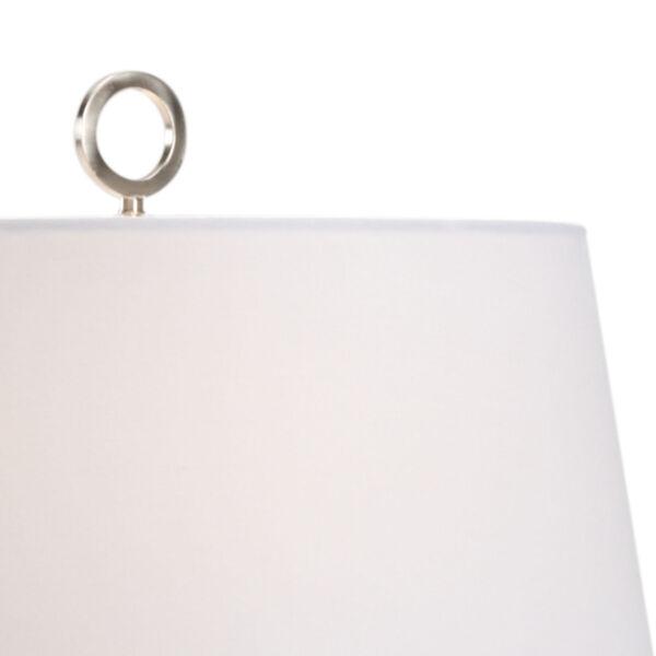 Dorsey Matte White Floor Lamp, image 3