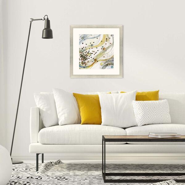 Tides Multicolor Framed Art, image 1