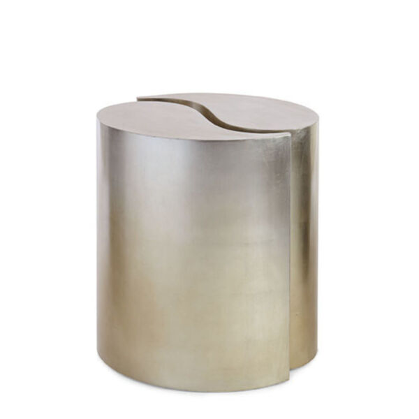 Classic Gold Quote End Table, image 4