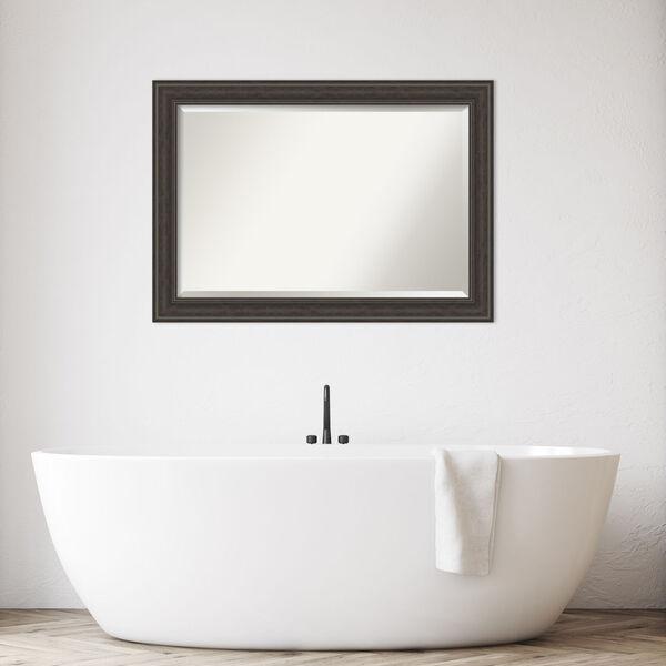 Shipwreck Gray 41W X 29H-Inch Bathroom Vanity Wall Mirror, image 3