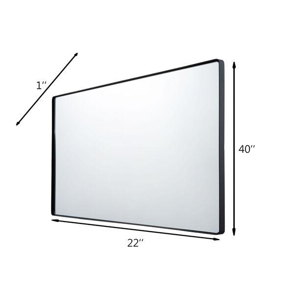 Kye Black Wall Mirror, image 4