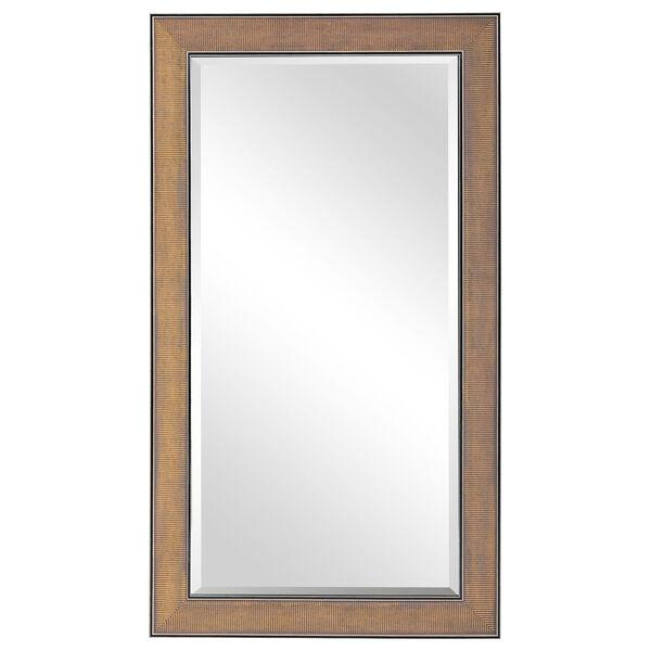 Valles Golden Rust Mirror, image 2