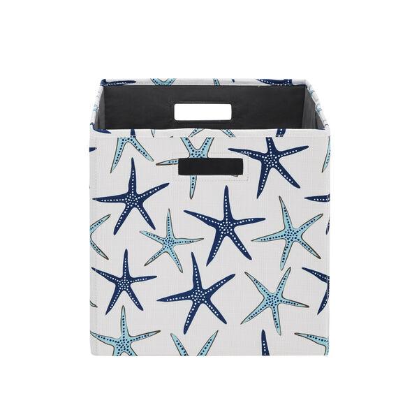 Liam Multicolor Starfish Storage Bin, Pack of 2, image 1