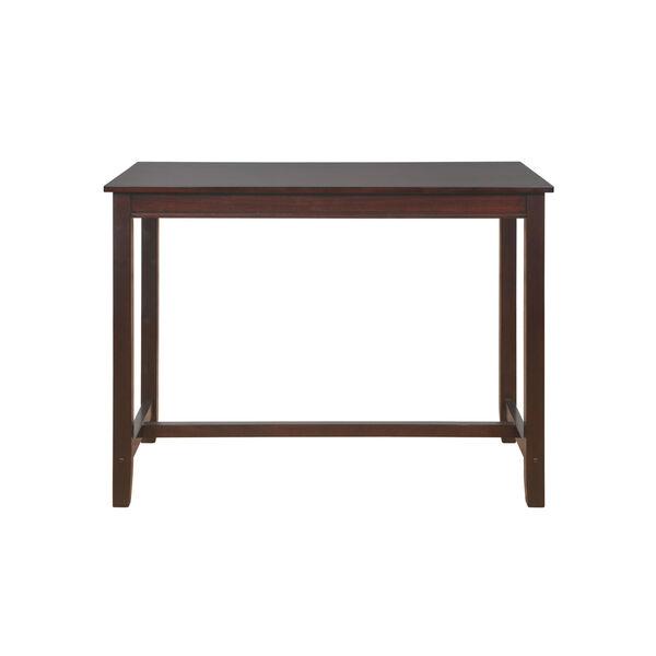 Ian Manhattan Walnut 36-Inch Counter Height Pub Table, image 2