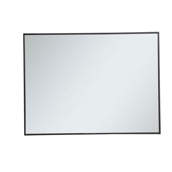 Eternity Rectangular Mirror with Metal Frame, image 5