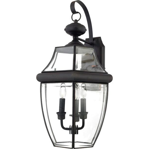 Newbury Outdoor Wall-Mounted Lantern, image 1