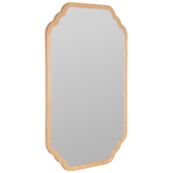 Carol Natural 36-Inch x 24-Inch Wall Mirror, image 3
