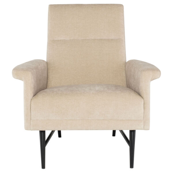 Mathise Almond and Black Occasional Chair, image 2