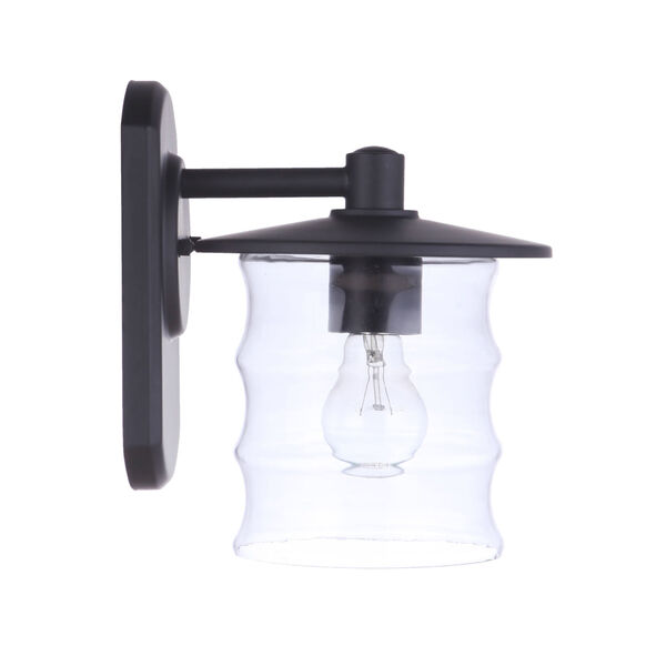 Canon Midnight Eight-Inch One-Light Outdoor Wall Sconce, image 6