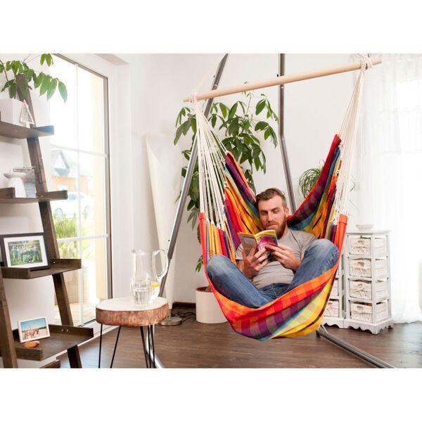 Amazonas Rainbow Brazil Hammock Swing Chair, image 6