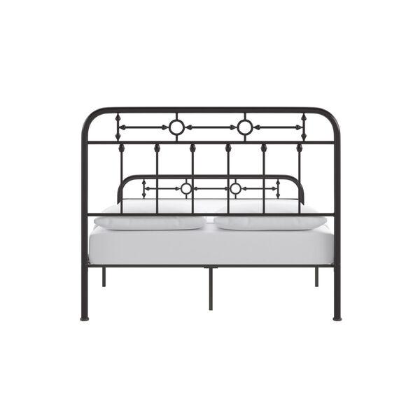 Elliot Bronze Full Metal Spindle Bed, image 4