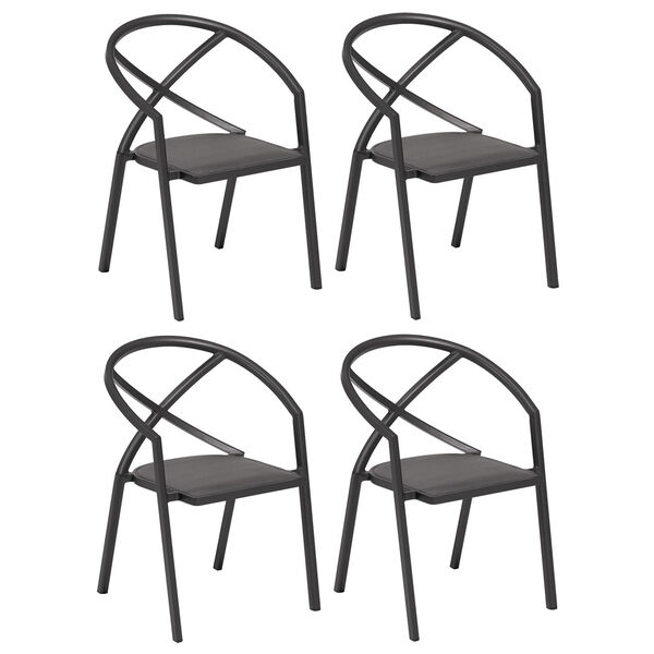 Azal Ninja Armchair, Set of Four, image 1