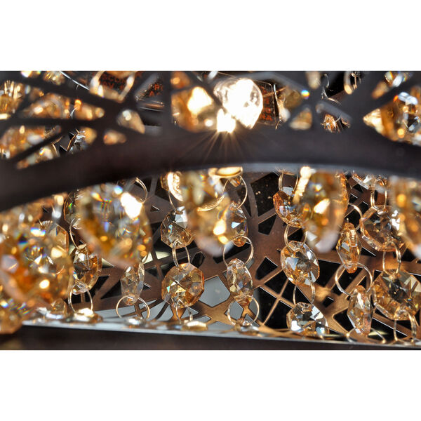 Inca Bronze One-Light LED 8-Inch Wall Sconce, image 4