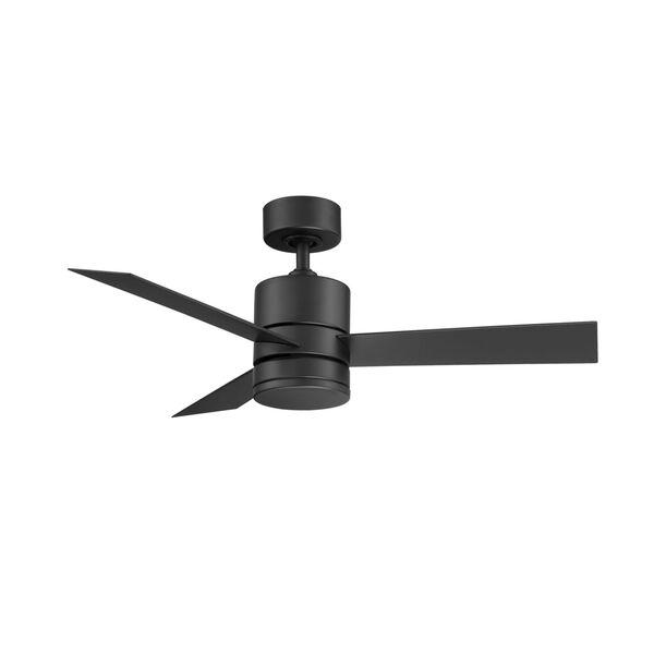 Axis Matte Black 44-Inch ADA LED Ceiling Fan, image 4