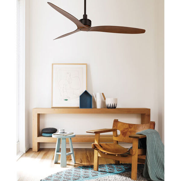 Lucci Air Viceroy Oil Rubbed Brass 52-Inch DC Ceiling Fan, image 3