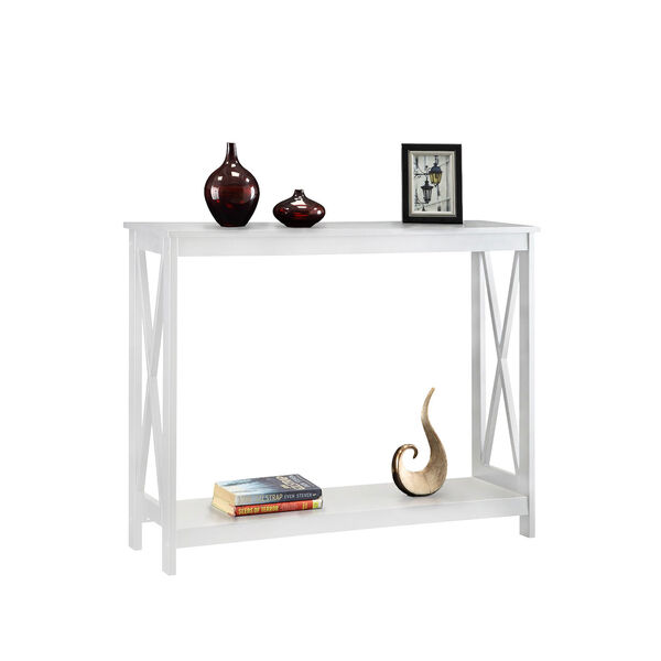 Oxford White Console Table, image 2