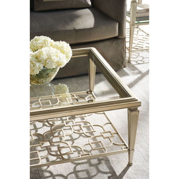 Classic Gold Socialite Coffee Table, image 4