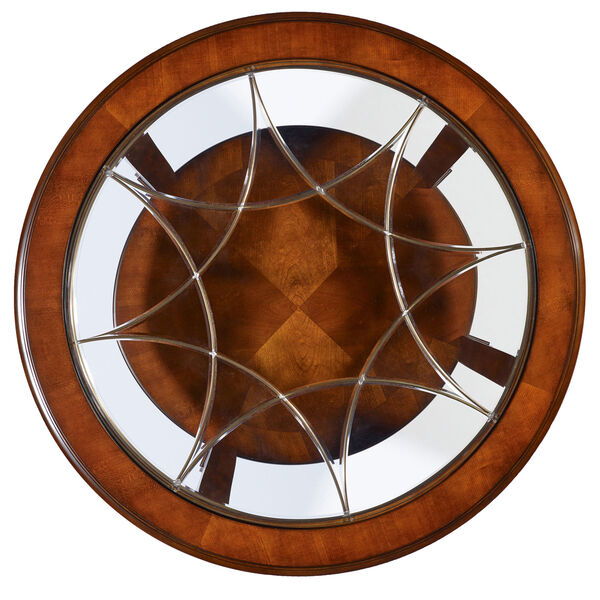 Brookhaven Round Cocktail Table, image 2