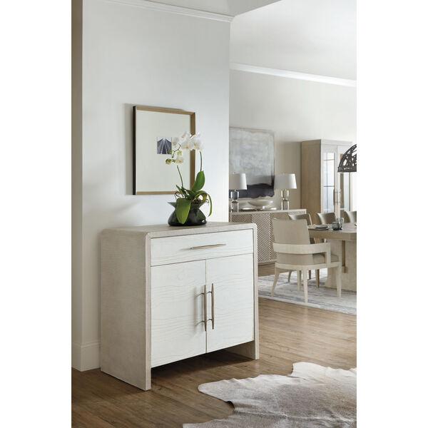 Cascade White Accent Cabinet, image 5