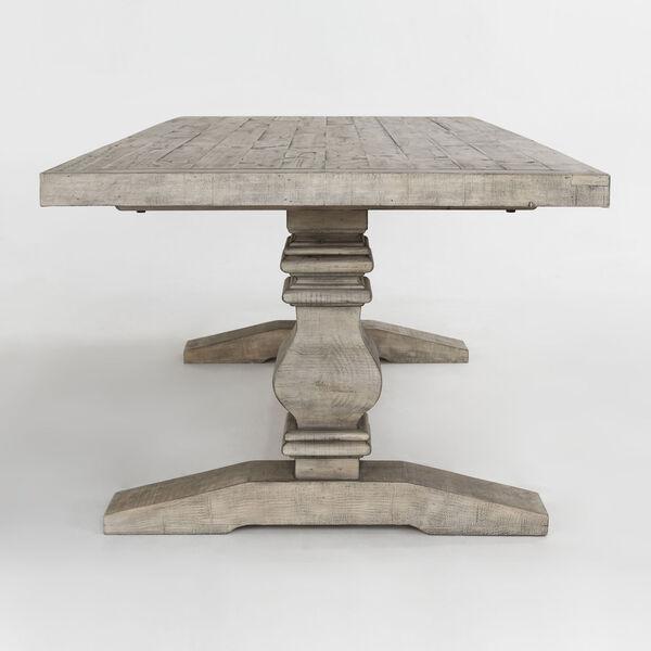 Sagrada Sierra Gray 94-Inch Dining Table, image 3