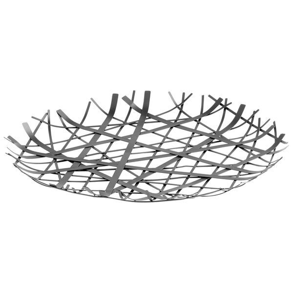 Graphite 26-Inch Belgian Basket, image 1