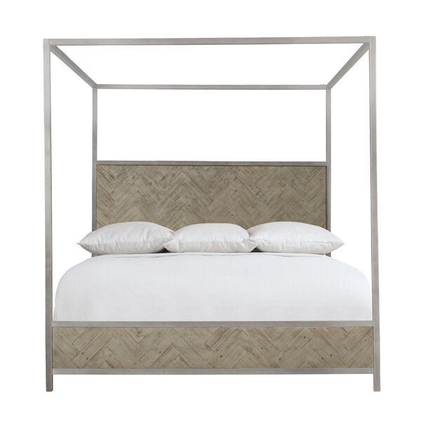 Morel Loft Milo Canopy Bed, image 2