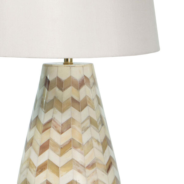 Cassia Natural One-Light Table Lamp, image 5