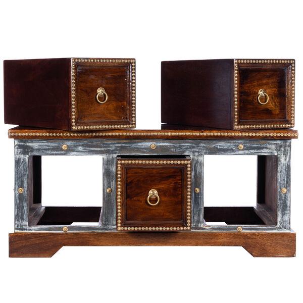 Tenor Brown Storage Cabinet, image 13